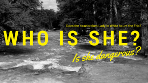 Does the heartbroken Lady in White haunt the Frio? Is she dangerous?